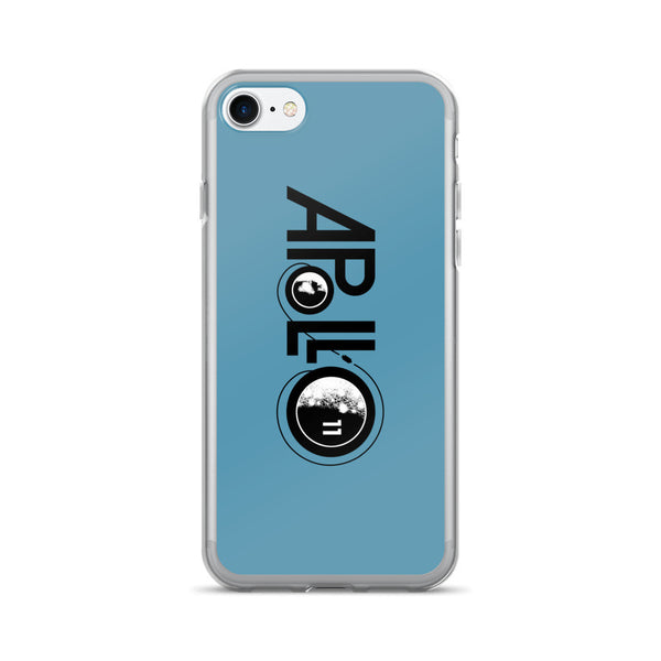 Apollo 11 Logo iPhone Case - 7, 7+