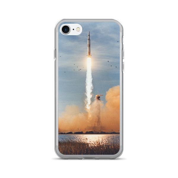 Apollo 8 Liftoff iPhone Case - 7, 7+