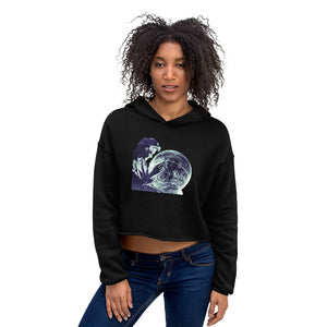 NASA Norma Crop Sweatshirt