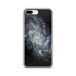 M33 Galaxy iPhone Case