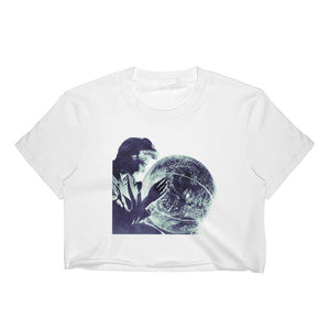 NASA Norma Women's Crop Top