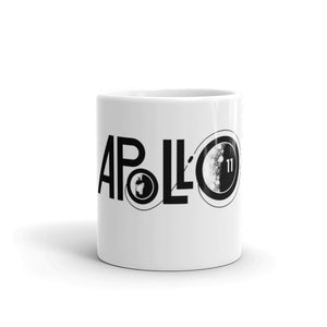 Apollo 11 Logo Coffee Mug
