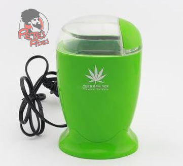 Electric Herb Grinder Online Liquidation Sale, [marijuana], [cannabis], [PetesPipeShop]