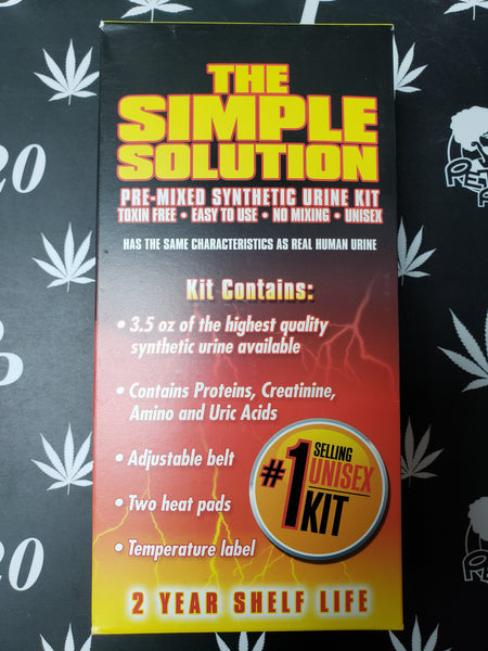 The simple solution synthetic KIT online liquidation sale