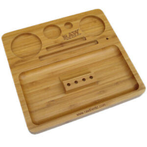 Raw Bamboo rolling tray Online Sale Only