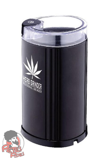 Electric Herb Grinder V2, [marijuana], [cannabis], [PetesPipeShop]