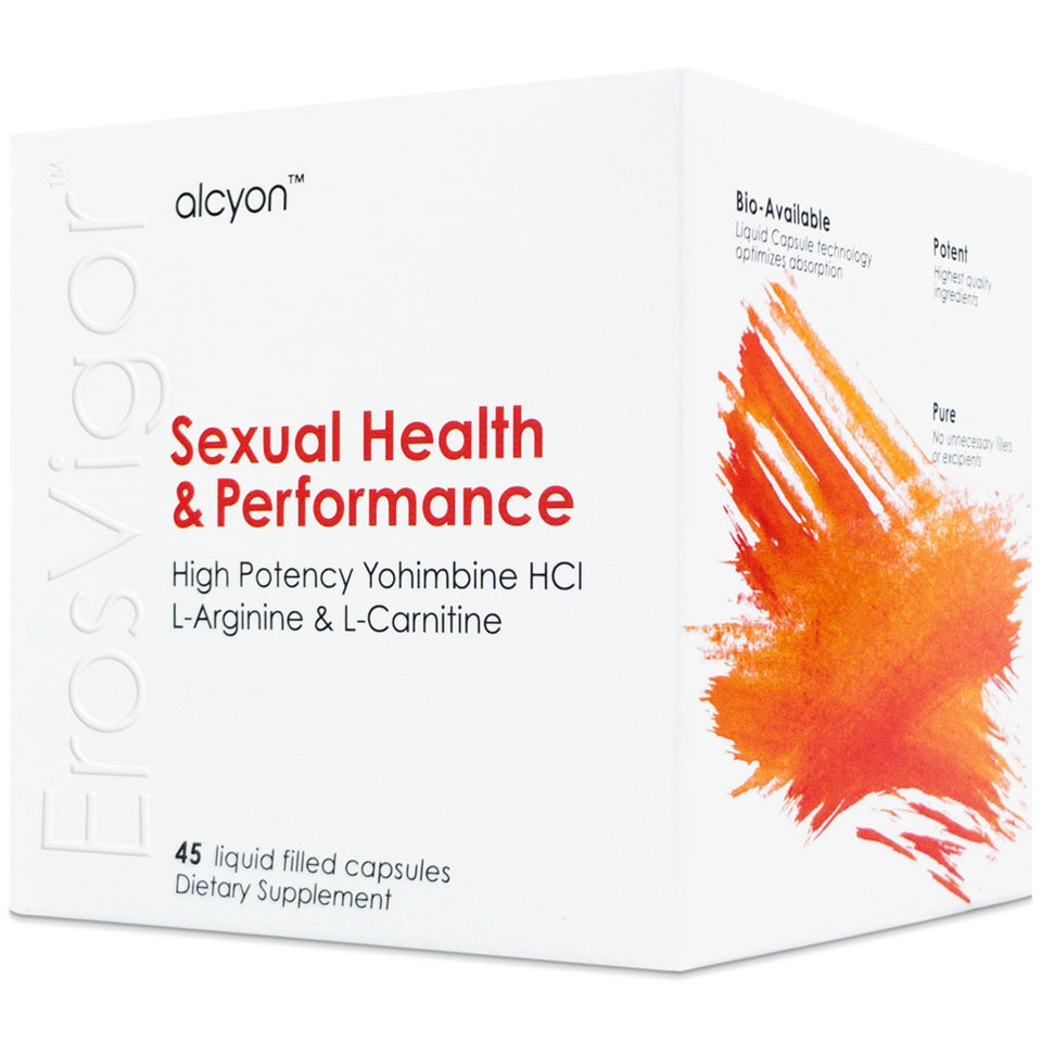 ErosVigor - Sexual Health & Performance - Alcyon