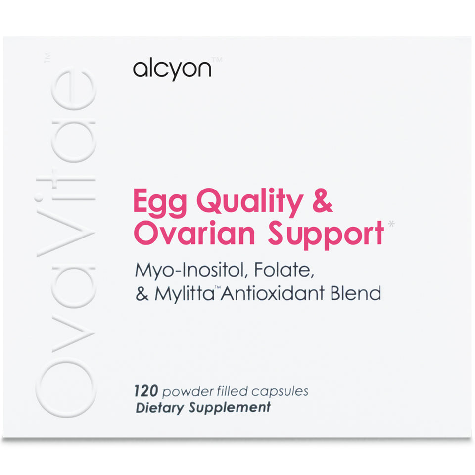 OvaVitae - Egg Quality & Ovarian Support - Alcyon