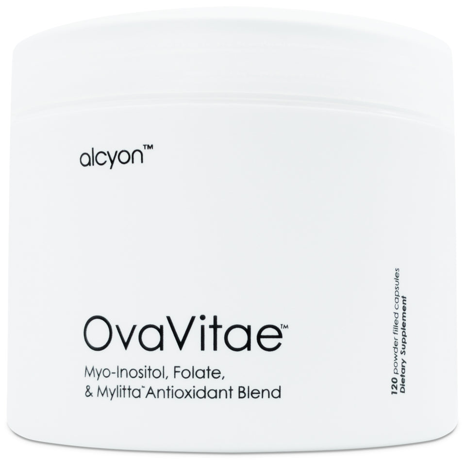 OvaVitae - Egg Quality, Ovarian Support, & Fertility Health - Alcyon