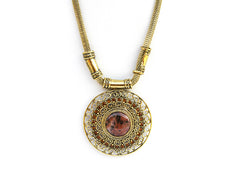 Bold Bohemian Locket