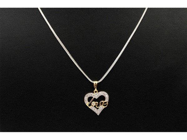 Pretty Little Love Heart Pendant