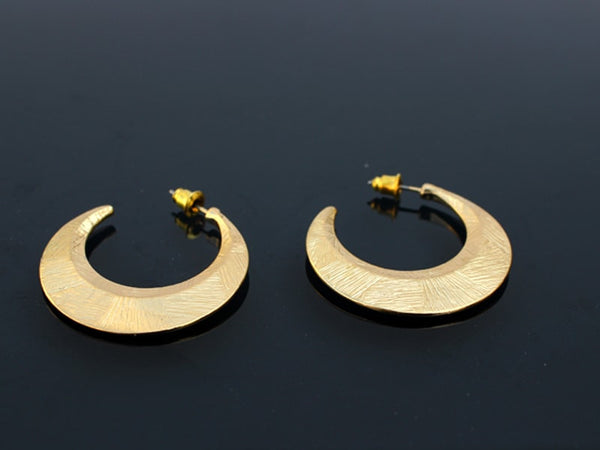 Mesmerizing Moon Earrings