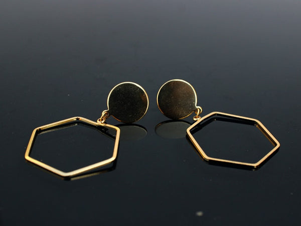 Heeding Hex Earrings