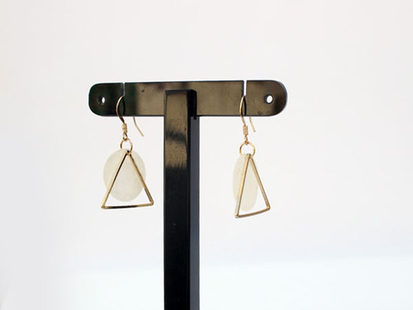 Coinangle Earrings