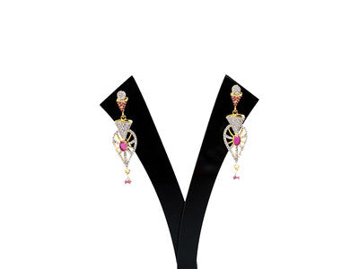 VASE DROP EARRINGS