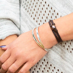 Braided Wrap Bracelet
