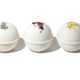 CBD & Honey Bliss Balls - CBD Bath Bombs - Hydro Kitty CBD Skincare