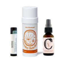 Load image into Gallery viewer, Hydro Kitty CBD Skincare Starter Set - Hydro Kitty CBD Skincare