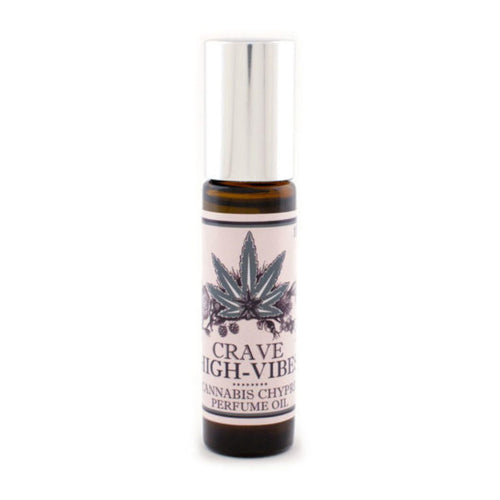 Crave Skincare High-Vibes Perfume Oil - Hydro Kitty