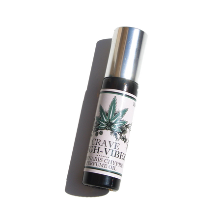 Cannabis Infused Lip Balm .25 fl oz