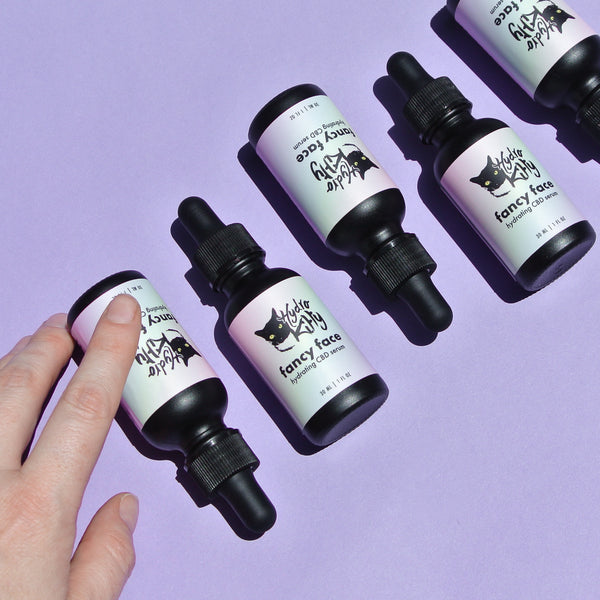 Fancy Face Hydrating CBD Serum