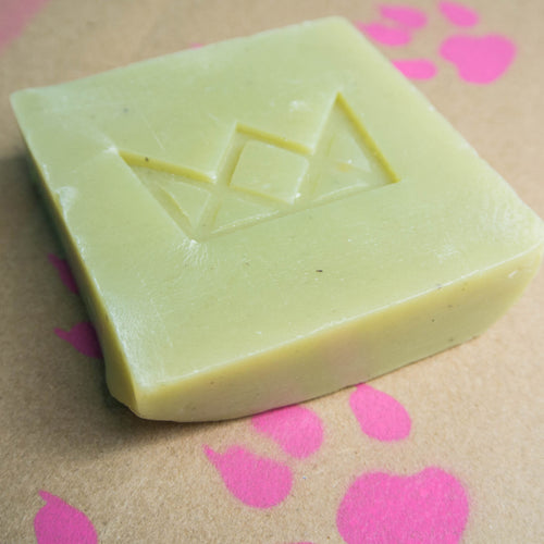 Flynn & King Dope - Hemp & Matcha Green Tea Soap - Hydro Kitty CBD Skincare