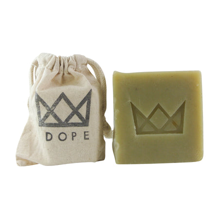 Dope - Hemp & Matcha Green Tea Soap