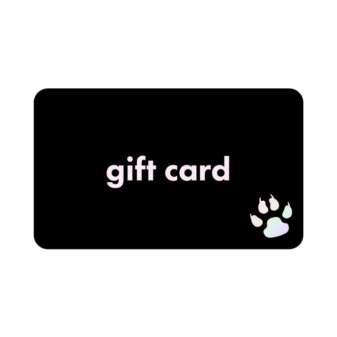 Hydro Kitty Gift Card - Hydro Kitty CBD Skincare
