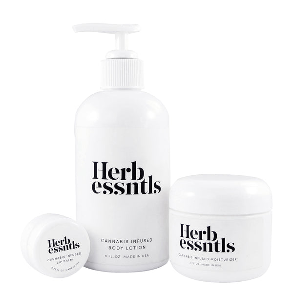 Herb Essentials Herb Essentials Bundle - Hydro Kitty CBD Skincare