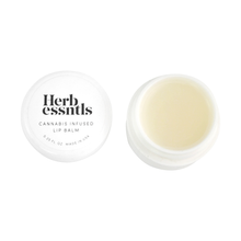 Load image into Gallery viewer, Herb Essentials Herb Essentials Lip Balm .25 fl oz - Hydro Kitty CBD Skincare