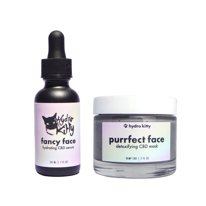 Hydro Kitty Hydro Kitty Hydration Duo - Hydro Kitty CBD Skincare
