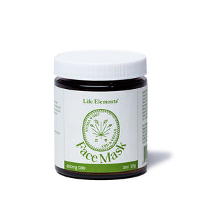 Life Elements Face Mask - Hydro Kitty CBD Skincare