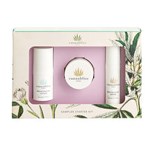 Load image into Gallery viewer, Cannabliss Organic Cannabliss Starter Kit - Hydro Kitty CBD Skincare
