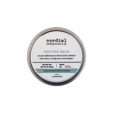 Load image into Gallery viewer, Cordial Organics Restore Balm - Hydro Kitty CBD Skincare