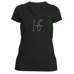 """IBOS"" in Hieroglyphics Women's Tee"