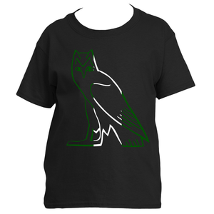 Ancient Egyptian Owl Kids Shirt