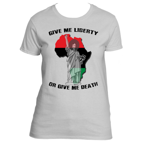 Pan African Liberty T-Shirt