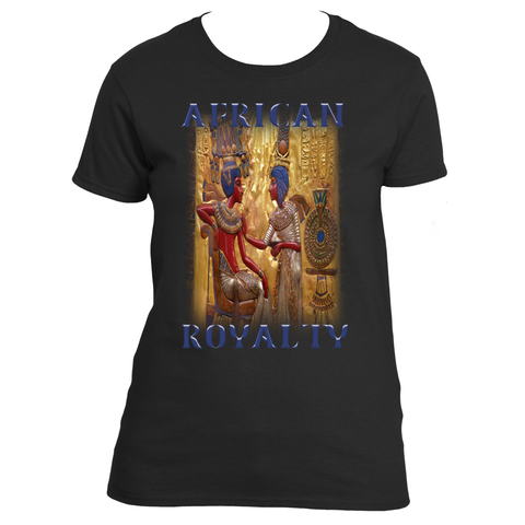 African Royalty T-Shirt