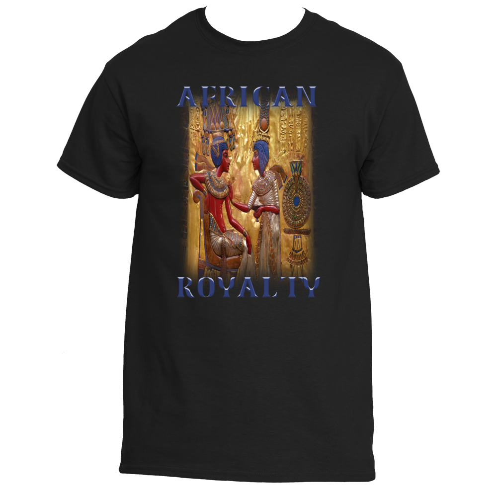 Adult African Royalty T-Shirt