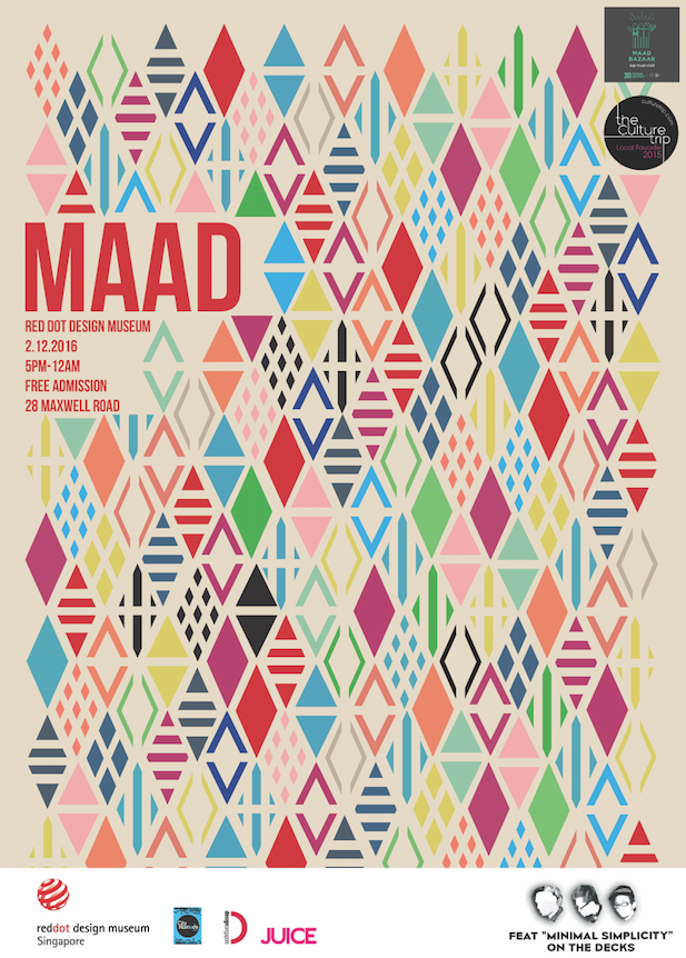 Trouvee.Co at MAAD Pyjamas 2 Dec 2016