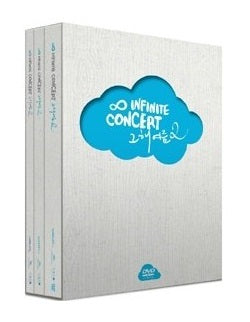 INFINITE LIVE CONCERT That Summer 2 Special DVD