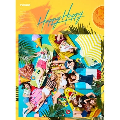 Twice 'Happy Happy' Japanese Album
