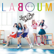 LABOUM 'Love Pop Wow!!' Japan Album
