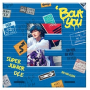 SUPER JUNIOR D & E 2nd Mini Album 'Bout You'