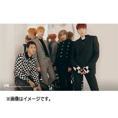 WINNER 'WE' JAPANESE ALBUM