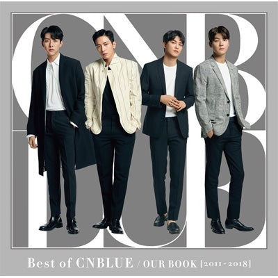 CNBLUE 'Best of CNBLUE / OUR BOOK 2011-2018'