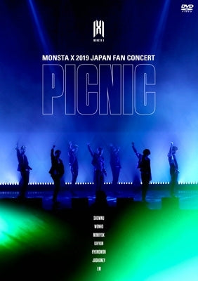 Monsta X  Japan Fan Concert 2019 'Picnic'