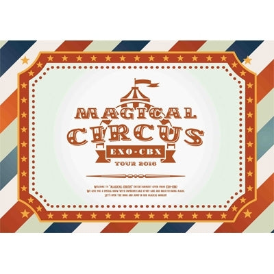 EXO CBX 'MAGICAL CIRCUS' TOUR 2018