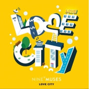9 MUSES 'MUSES DIARY PART.3 : LOVE CITY' REPACKAGE MINI ALBUM