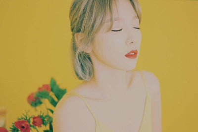 Taeyeon 1st Album 'My Voice' (Random Cover)